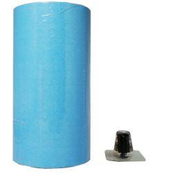 ETIQUETTES 1131 Bleues 20 x 11 mm
