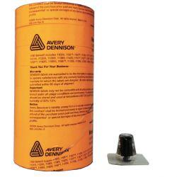 ETIQUETTES 1131 Fluo orange 20 x 11 mm