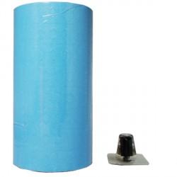 ETIQUETTES 1136 Bleues 20 x 16 mm