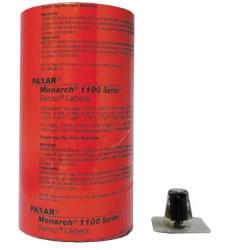 ETIQUETTES 1136 Rouges 20 x 16 mm