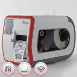 Avery Monarch ADTP1 300 Dpi WIFI Peel Off Transfert Thermique