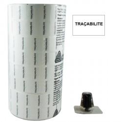 ETIQUETTES 1136 TRACABILITE 20 x 16 mm
