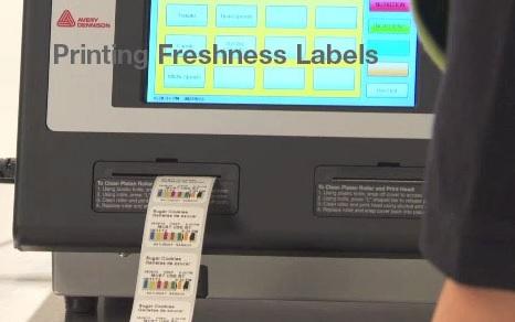 imprimante freshmarx 9417